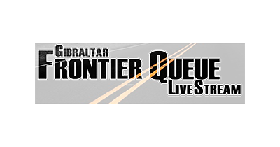 Gibraltar Frontier Queue Live Stream